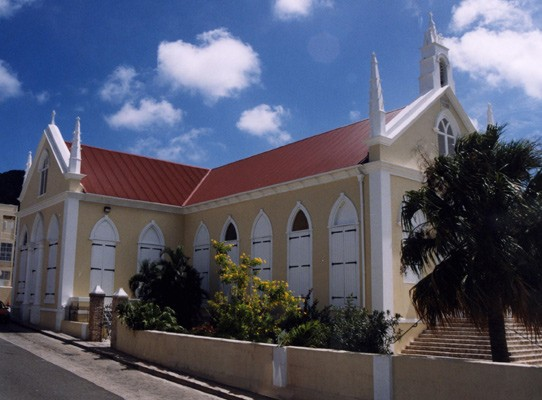 Holy Cross Catholic Church, St. Croix, USVI